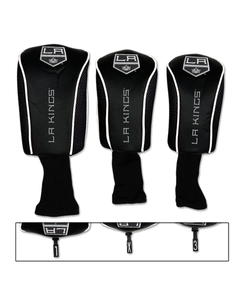 LA Kings Mesh Barrel Headcovers