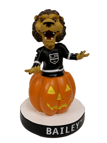 LA KINGS BAILEY HALLOWEEN BOBBLE HEAD