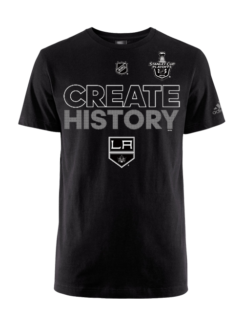 LA Kings Create History Playoff T-Shirt
