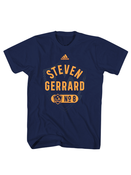 LA Galaxy Steven Gerrard Player Arch T-Shirt