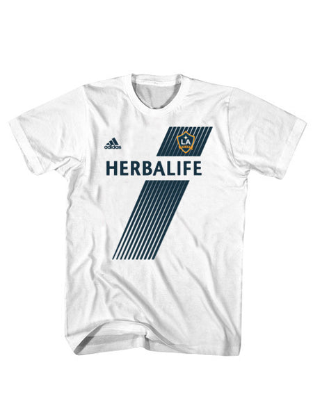 LA Galaxy Giovani Dos Santos Home Player T-Shirt