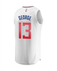 LA Clippers Youth Paul George Association Replica Jersey