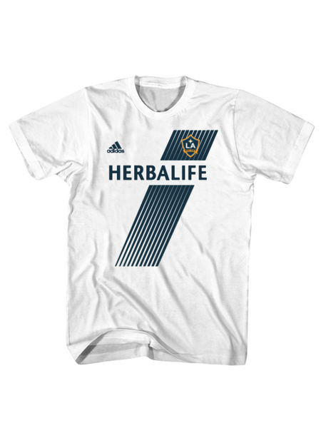 LA Galaxy Steven Gerrard Home Player T-Shirt