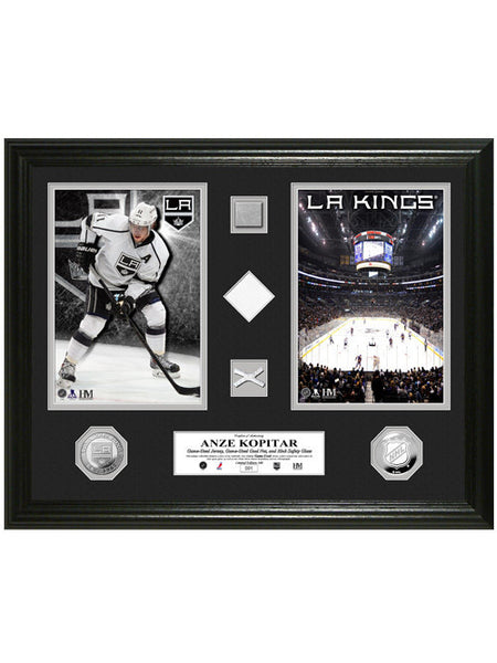 Los Angeles Kings Drew Doughty Duo Game-Used Photomint
