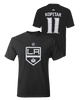 LA Kings Anze Kopitar Silver Player T-Shirt