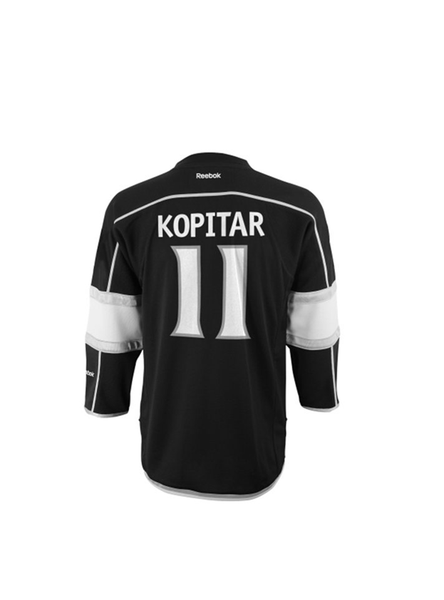 Los Angeles Kings Anze Kopitar Kids Replica Home Jersey