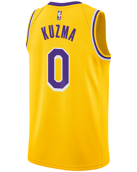 Los Angeles Lakers Kyle Kuzma Icon Edition Swingman Jersey