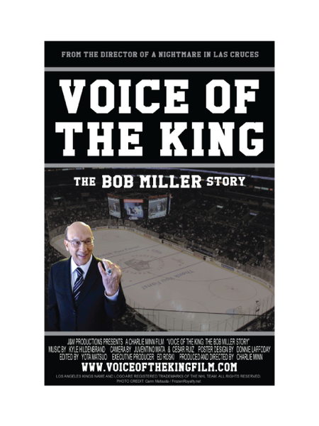 LA Kings Bob Miller Voice of the King DVD