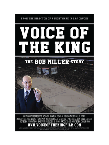 Los Angeles Kings Bob Miller Voice of the King DVD