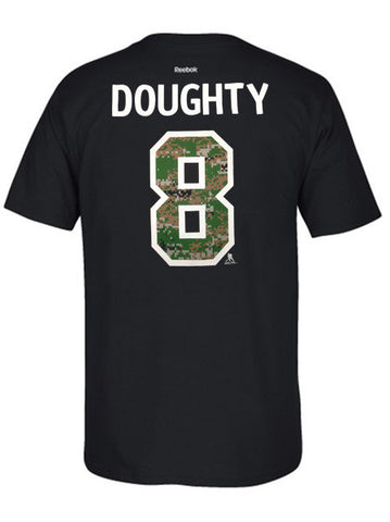 Los Angeles Kings Drew Doughty Camo Player T-Shirt