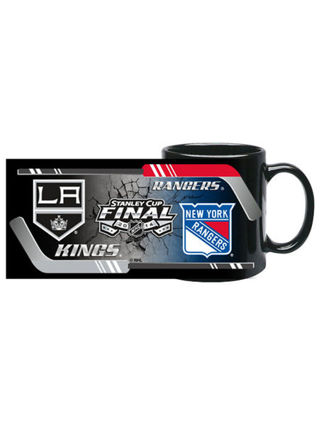 Los Angeles Kings Stanley Cup Final Sublimated Dueling Mug