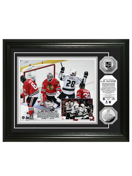 Los Angeles Kings Limited Edition Alec Martinez Goal Celebration Framed Photo