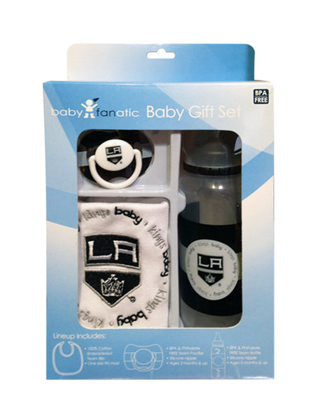 Los Angeles Kings Baby Gift Set