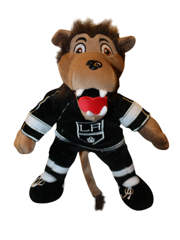"Los Angeles Kings Bailey Plush 14"" Mascot"