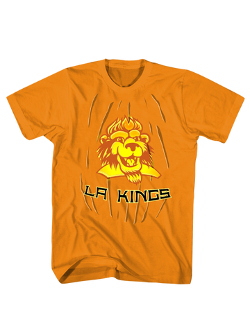 Los Angeles Kings Bailey Jack-O'-Lantern T-Shirt