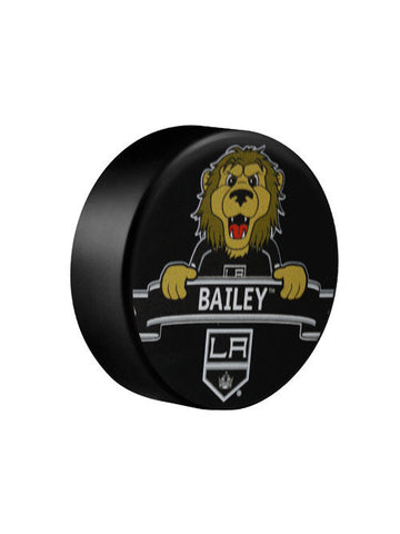 Los Angeles Kings Bailey Souvenir Puck