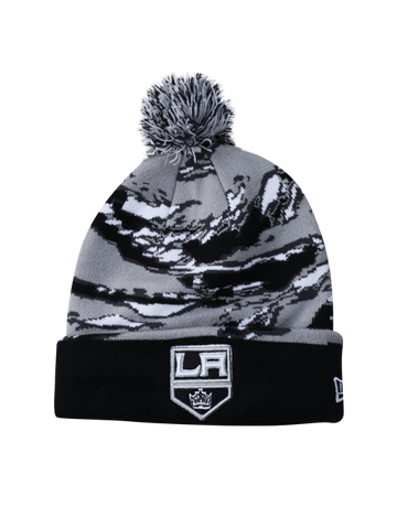 Los Angeles Kings Winter Tide Knit Cap With Pom