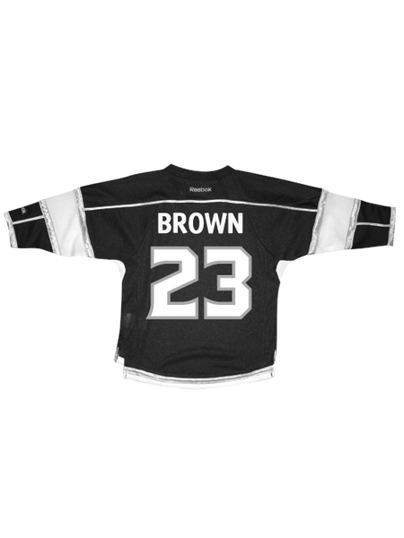 Los Angeles Kings Dustin Brown Toddler Home Replica Jersey