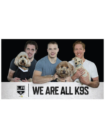 Los Angeles Kings Pet Calendar
