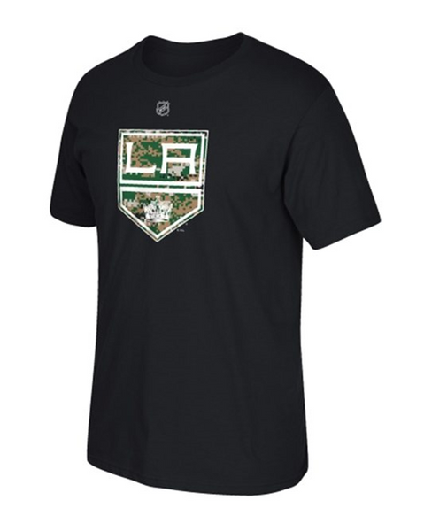 Los Angeles Kings Anze Kopitar Camo Player T-Shirt