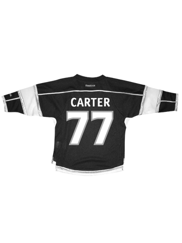Los Angeles Kings Jeff Carter Toddler Home Replica Jersey