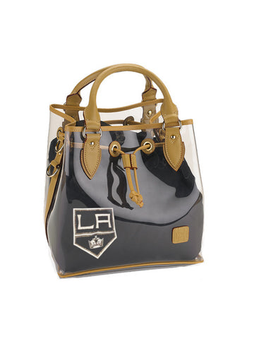 Los Angeles Kings Dominie Clear Tote Bag