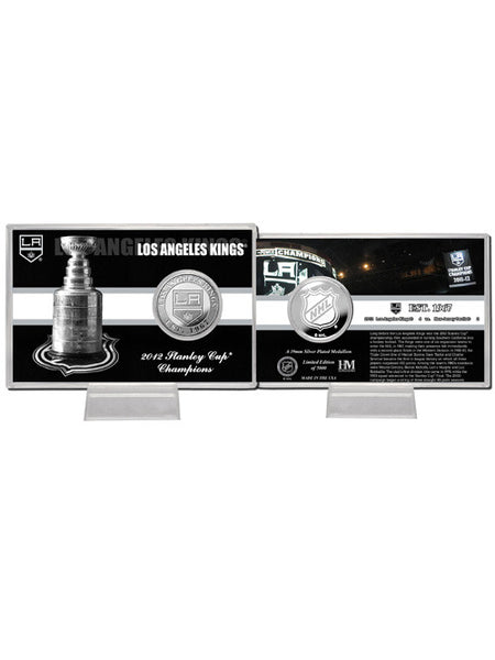 Los Angeles Kings Coin Card