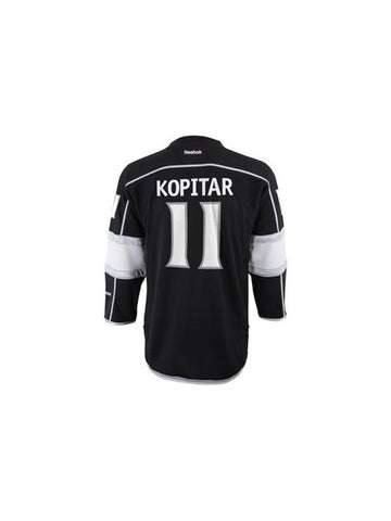 Los Angeles Kings Anze Kopitar Infant Home Replica Jersey