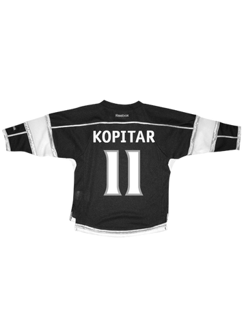 Los Angeles Kings Anze Kopitar Toddler Home Replica Jersey