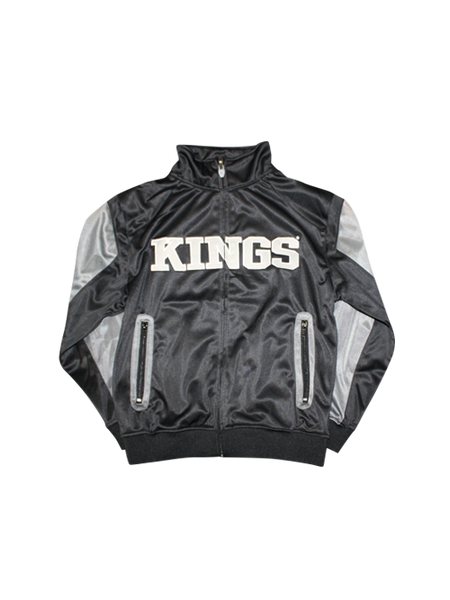LA Kings Youth 505 Full Zip Track Jacket