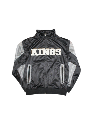 Los Angeles Kings Youth 505 Full Zip Track Jacket
