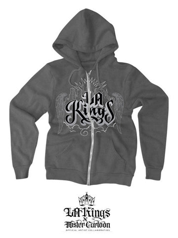 Los Angeles Kings Mister Cartoon City Wings Hoodie