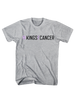 LA Kings HFC #KINGSFCANCER T-Shirt