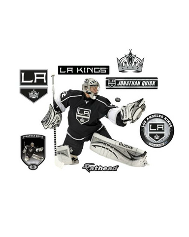 LA Kings Jonathan Quick Big Fathead