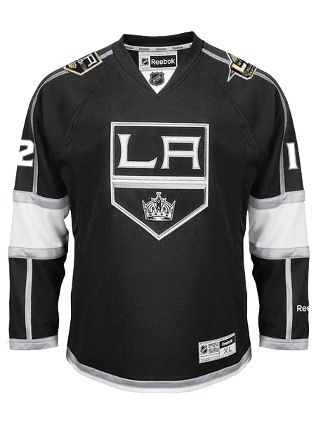 Los Angeles Kings Marian Gaborik Premier Home Jersey