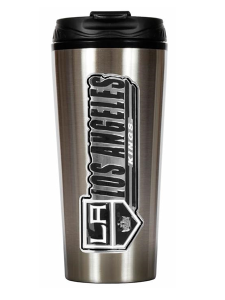 LA Kings Slim Travel Tumbler