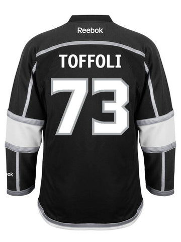 91109522644 ... stitched nhl jersey 22fcc 43f73  low cost los angeles kings tyler  toffoli authentic home jersey dbf00 95153