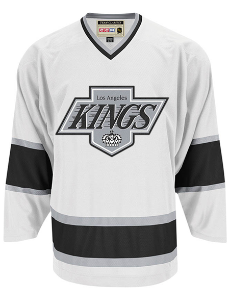 Los Angeles Kings Retro Home Premier Chevron Jersey