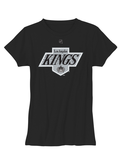 Los Angeles Kings Women's Authentic Rob Blake Chevron Player T-Shirt
