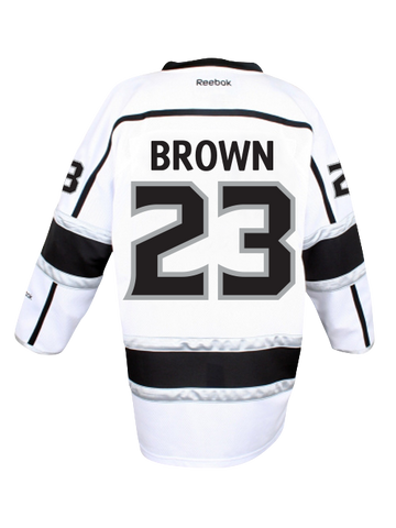 Los Angeles Kings Dustin Brown Youth Premier Road Jersey