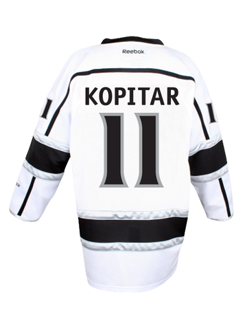 LA Kings Anze Kopitar Youth Premier Road Jersey