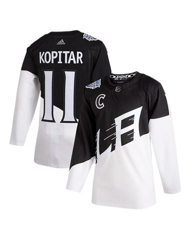 LA Kings Stadium Series 2020 Kopitar Jersey - White/Black