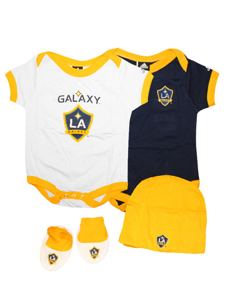 LA Galaxy 4 Piece Gift Set
