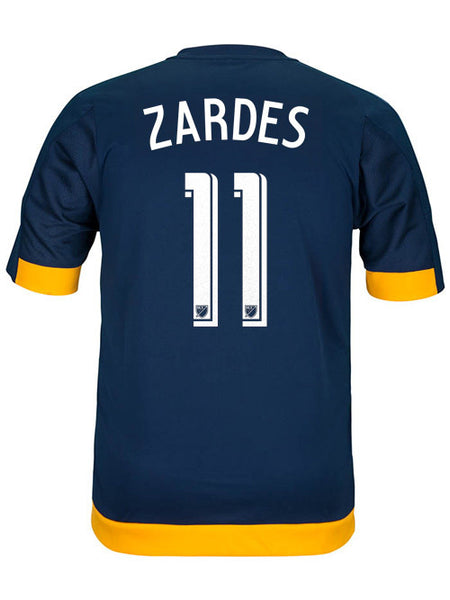 LA Galaxy Gyasi Zardes Authentic Secondary Jersey