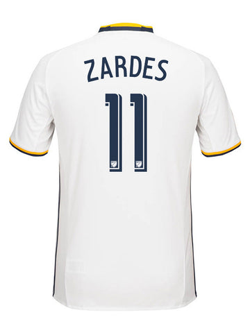LA Galaxy Gyasi Zardes Authentic Primary Jersey