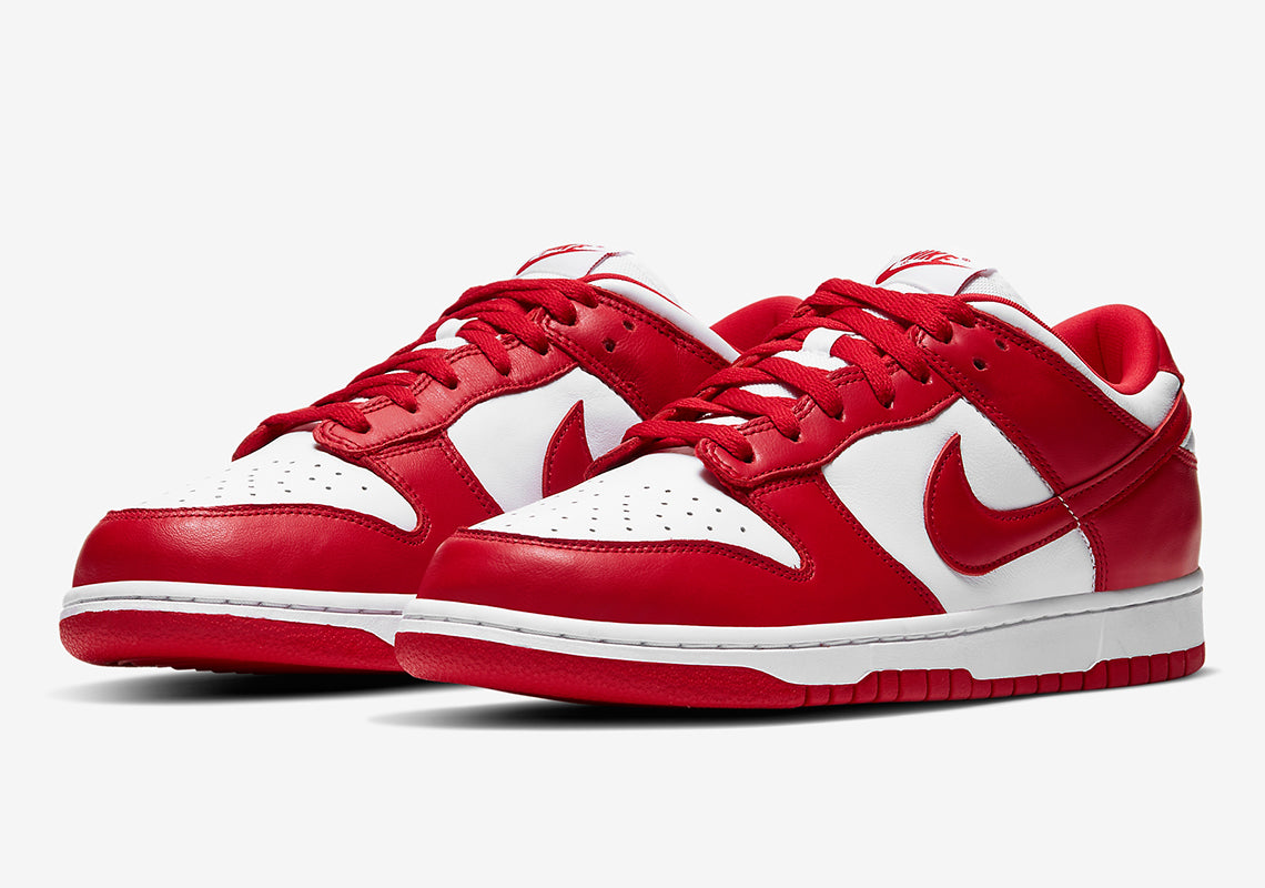 "Nike Dunk Low ""University Red"""