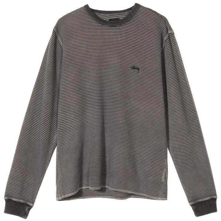 O'Dyed L/S Thermal Black