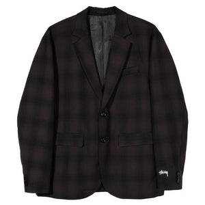 Shadow Plaid Sport Coat