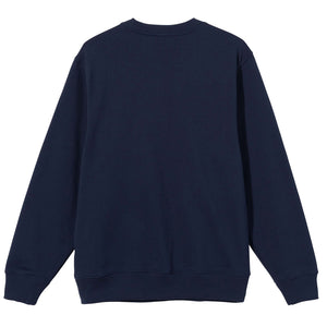 Stock Applique Crew Navy