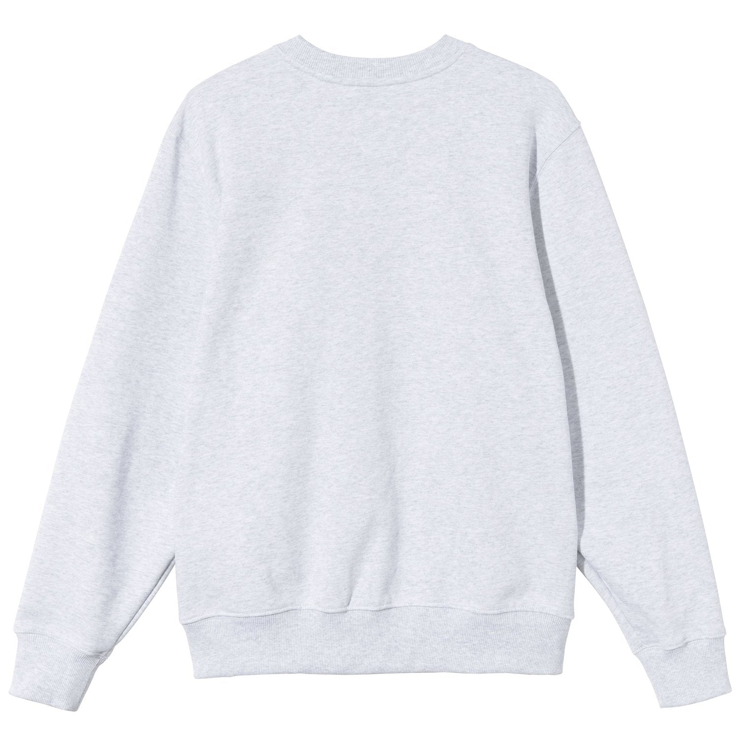 Regal Applique Crewneck Ash Heather